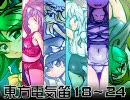 【総集編4】東方電気笛18~24【エコノミー回避】 thumbnail