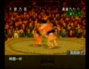日本大相撲 番外編3 若乃花と戦ってみた。