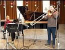 Sonata for Trombone and Brass Band opus156b 2nd movement