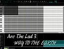 『WAY TO THE EARTH』 を VOCALOID2 初音ミクが歌うと…