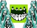 【Append合唱団】遥か GReeeeN【初音ミク】