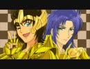 【手書きMAD】星矢でプリキュア5パロ『キラキラしちゃってMY Gold Cloth!』