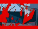 スクールデイズ TV版最終話の黒を赤にしてみました