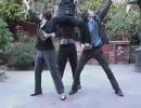 アメリカ人に「ルカルカ★ナイトフィーバー」を踊らせてみた thumbnail