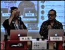 """【ニコニコ動画】村上隆vs若手 """"ABR vs GEISAI"""" 徹底討論 芸術とは何か? 1/5を解析してみた"""