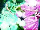 【ニコカラ】トゥインクル×トゥインクル(on vocal)【巡音ルカ・初音ミク】 thumbnail