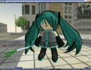 初音ミク in Second Life 2  ~こんどは小さいですっ~