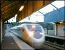 通過動画 - ほくほく線の駅で列車の高速通過を体験する~Remix Ver.