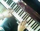 スクールデイズ最終話 挿入歌 ピアノで弾いてみtあ