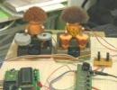 原人コッツの制御と演奏(おもちゃのチャチャチャ)