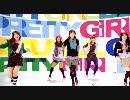 【ニコニコ動画】KARA-Pretty Gire[MV]を解析してみた