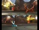 バトレボ・フレンド対戦6 ブイズvs恐怖のマグカルゴ!【前半】 PCでWii