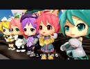 【第5回MMD杯本選】エナメル戦隊にゃんこロイド