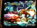 北斗の拳 Msin(ラオウ) VS DK(ケン)