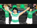 【MMD】Xbox特命課でThe world is all one!!(エンコ修正版)