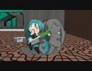 【第5回MMD杯本選】石像に変装したはちゅねがまた踊ってくれた thumbnail