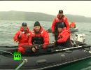 プーチン首相、クジラに対して洋弓銃を発射 thumbnail