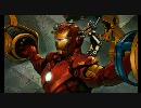 【MARVEL】アイアンマンMk-IV 描いてみた【IRONMAN】