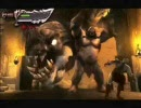 PSP God of War: Chains of Olympus ボス戦