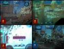 戦場の絆 時報マッチ 4画面(連邦1:ジオン3)