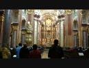 オーストリア・教会のパイプオルガンの音色