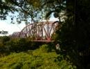 【赤い鉄橋】倉橋ヨエコ - 帰りたい家【赤い電車】