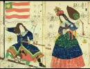 【ニコニコ動画】草双紙で学ぶアメリカ建国の歴史 ~童絵解万国噺~を解析してみた