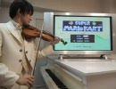 【ニコニコ動画】【SFC】マリオカートをヴァイオリンで演奏しますた【キノピオ】を解析してみた