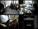 【ニコニコ動画】PanicAttackを二人で演奏してみた【OhtaIsan VS Setsat】を解析してみた