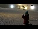 【第2弾】スノーボードをしてみたのを編集してみた【練習動画】