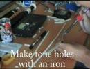 【ニコニコ動画】ストロー笛の作り方を解析してみた
