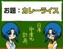 ニコニコアンケート 【カレーライス編】