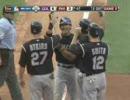 松井稼頭央 逆転満塁本塁打含む3安打5打点の大活躍!
