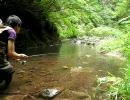 【ニコニコ動画】【日本一周釣行脚】Part0 テスト配信 新潟県~渓流ルアーフィッシング~を解析してみた