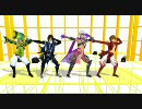 【MMD】蒼紅瀬戸内で足の踏みつけあい【戦国BASARA】 thumbnail