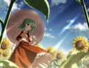 【ニコニコ動画】花は幻想の果てにを解析してみた