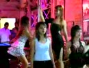 Ladies and Ladyboy dancing in パタヤ. (Part 5)(5-2007)