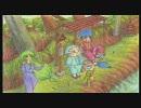 色鉛筆でがんばれゴエモン でろでろ道中の【もけけの森】を描いてみた! thumbnail