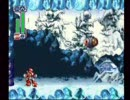 ロックマンX4 ゼロでノーダメージクリア part4