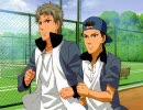 【テニスの王子様】 W-rainbow (宍戸亮&鳳長太郎) thumbnail