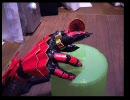 【ニコニコ動画】【仮面ライダーオーズ】アンクの腕を作ってみた【OOO】を解析してみた