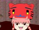 【猫村いろは】北の宿から【都はるみ】MMD