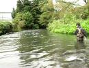 【ニコニコ動画】【日本一周釣行脚】Part1 山梨県 桂川~ハイプレッシャーでの釣り~を解析してみた