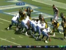 【NFL 2010】PIT #43 T.ポラマル の神憑りなブリッツ