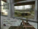 Xbox360 COD4  枯れた声で実況プレイ~M60明鏡止水~