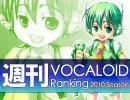 週刊VOCALOIDランキング #158 thumbnail