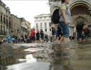 【ニコニコ動画】ベネチアに行ってみた。路地探検、アクア・アルタ、ガラス工房 などを解析してみた