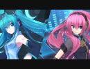 【初音ミク巡音ルカ】finite element -Mirror DoLLs- 【オリジナル曲】 thumbnail