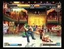 【PS2】KOF2002UM 知人との戯れ100620 part1