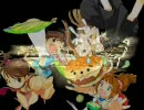 【ニコニコ動画】アイドルマスター 「ロリトリオ Megamix」を解析してみた
